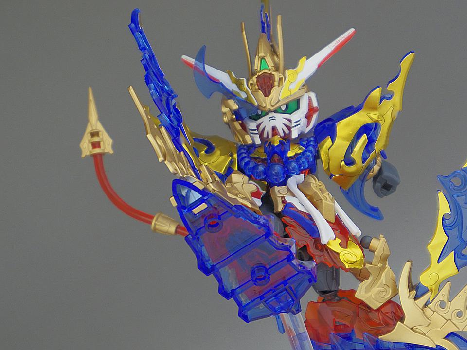 1046_SDW HEROES 悟空インパルスガンダムDXセット