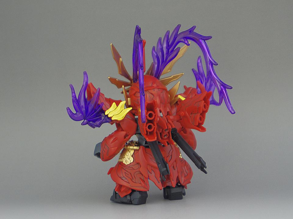 1005_SD 呂布 赤兎馬