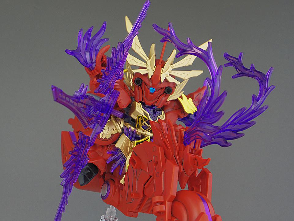 1073_SD 呂布 赤兎馬