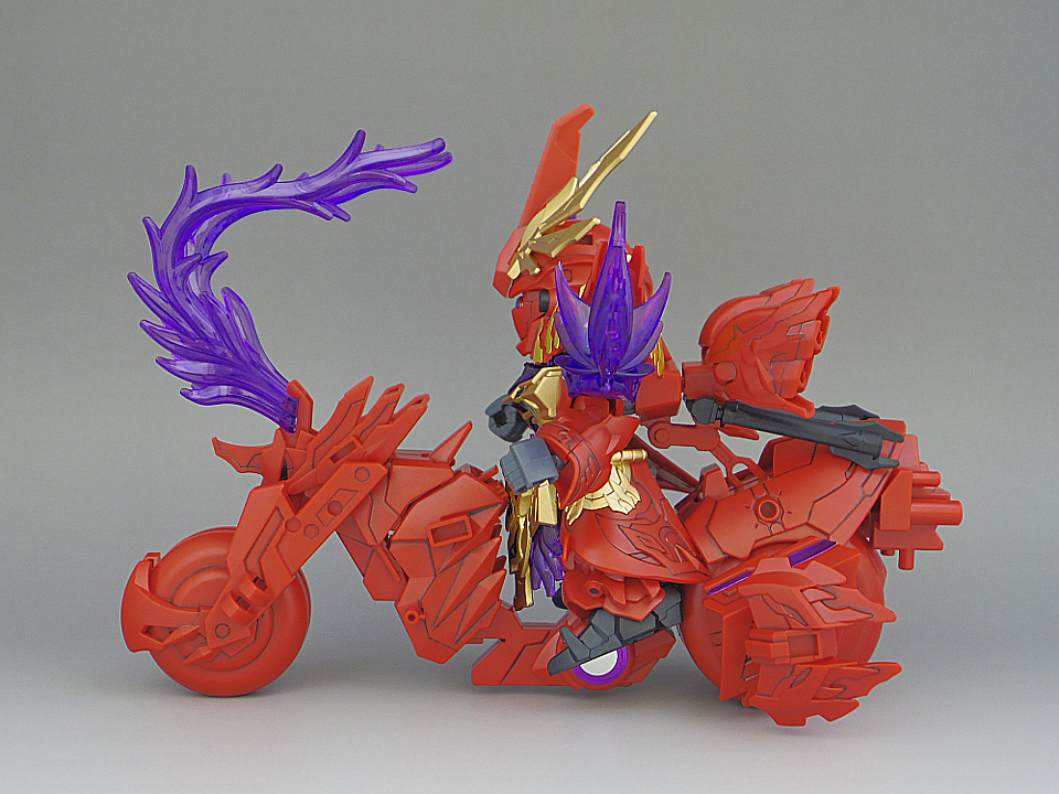 1063_SD 呂布 赤兎馬