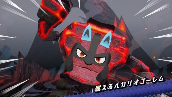 スイッチ版ミートピア火山の国突入 (6)
