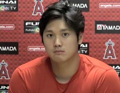 大谷翔平 エンゼルス MLB