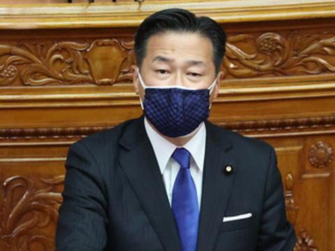 所信表明演説 代表質問 立憲民主党 福山哲郎