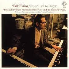ビル・エヴァンス「フロム・レフト・トゥ・ライト」CD