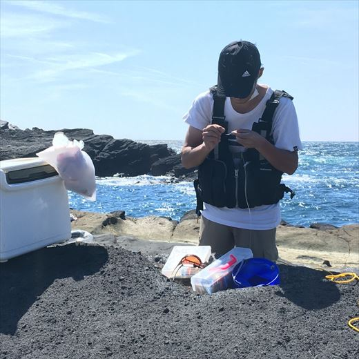 城ヶ島で釣り (21)
