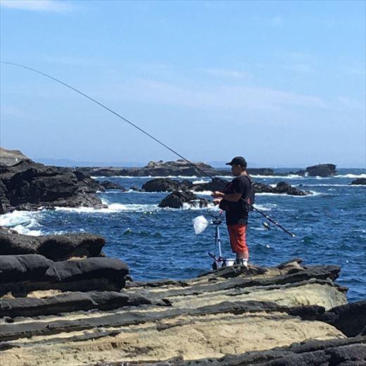 城ヶ島で釣り (22)