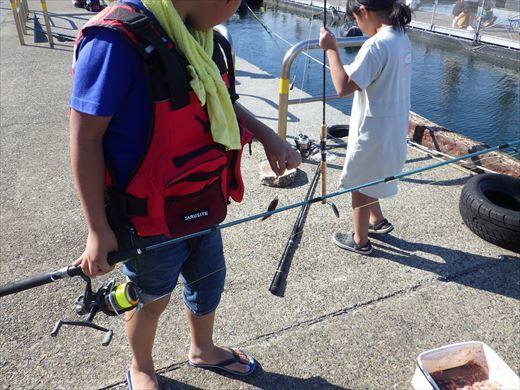 城ヶ島の船着き場 (3)
