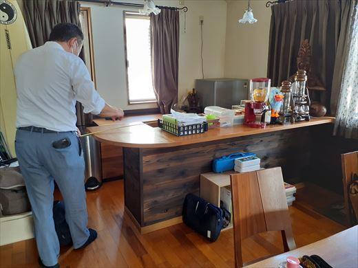 キッチン移設 (1)