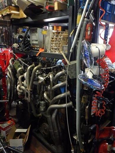 ガレージ整理 (3)